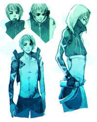 Yaozu sketches