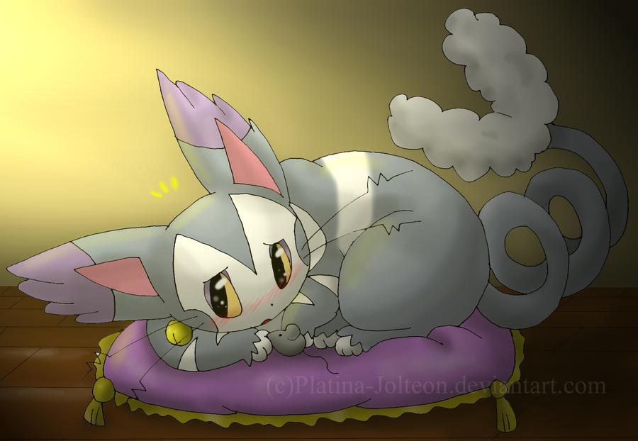 Cutie Purugly by FENNEKlNS