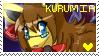 Kurumia Stamp by FENNEKlNS