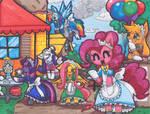Pony Maid Cafe