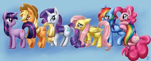 pony tail chain