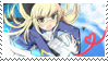 Strike Witches-Perrine Stamp by FENNEKlNS