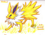 +JOLTEON+ by MahoxyShoujo