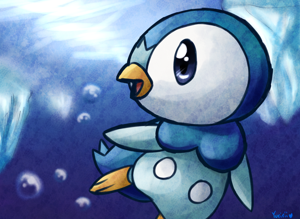 download pokemon starters piplup - photo #20