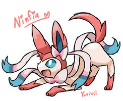 Ninfia by MahoxyShoujo