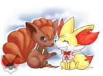 Fire Foxies