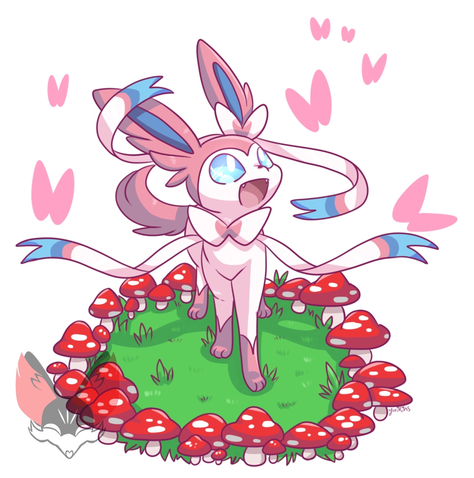 Sylveon by FENNEKlNS