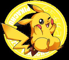 025 Pikachu by MahoxyShoujo