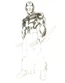 Rai Concept Character
