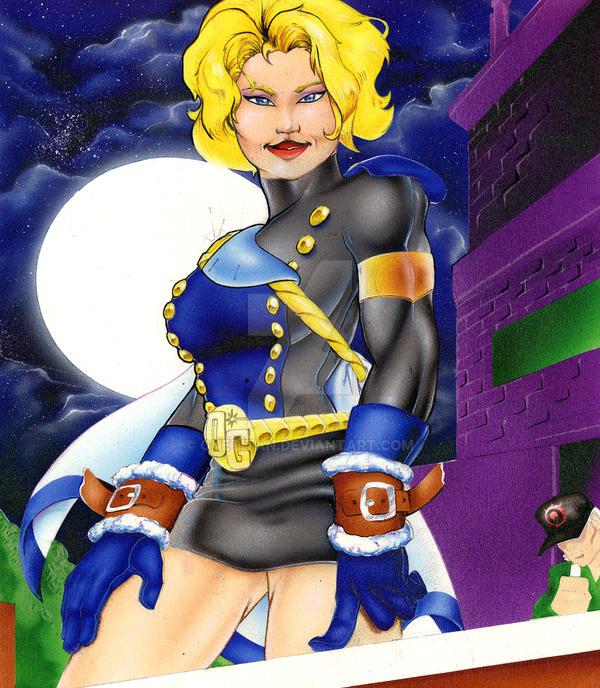 Danger Girl: Fusion Anthology Enshell by onetitan