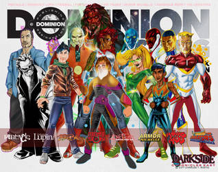 Dominion Publishing Enterprises Universe Banner