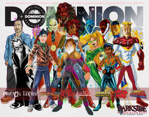 Dominion Publishing Enterprises Universe Banner