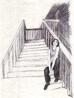 Stairs by PTPenguino