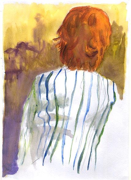 Redheaded by PTPenguino