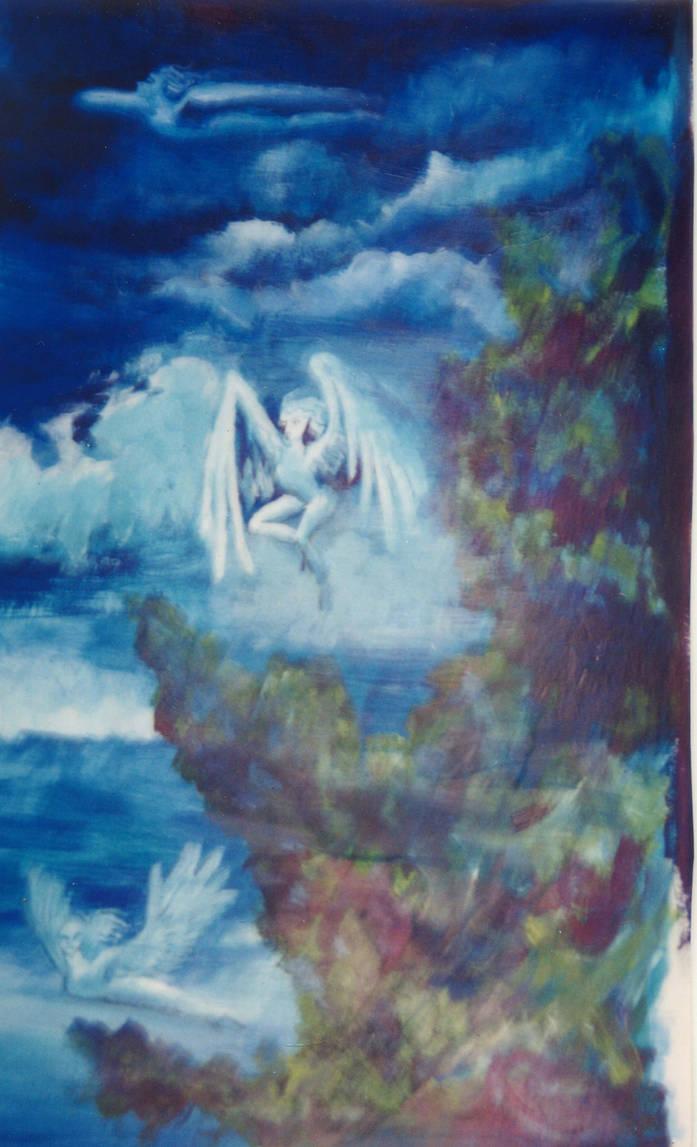 Three Angels by PTPenguino