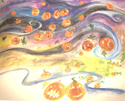 Pumpkin Winds by PTPenguino