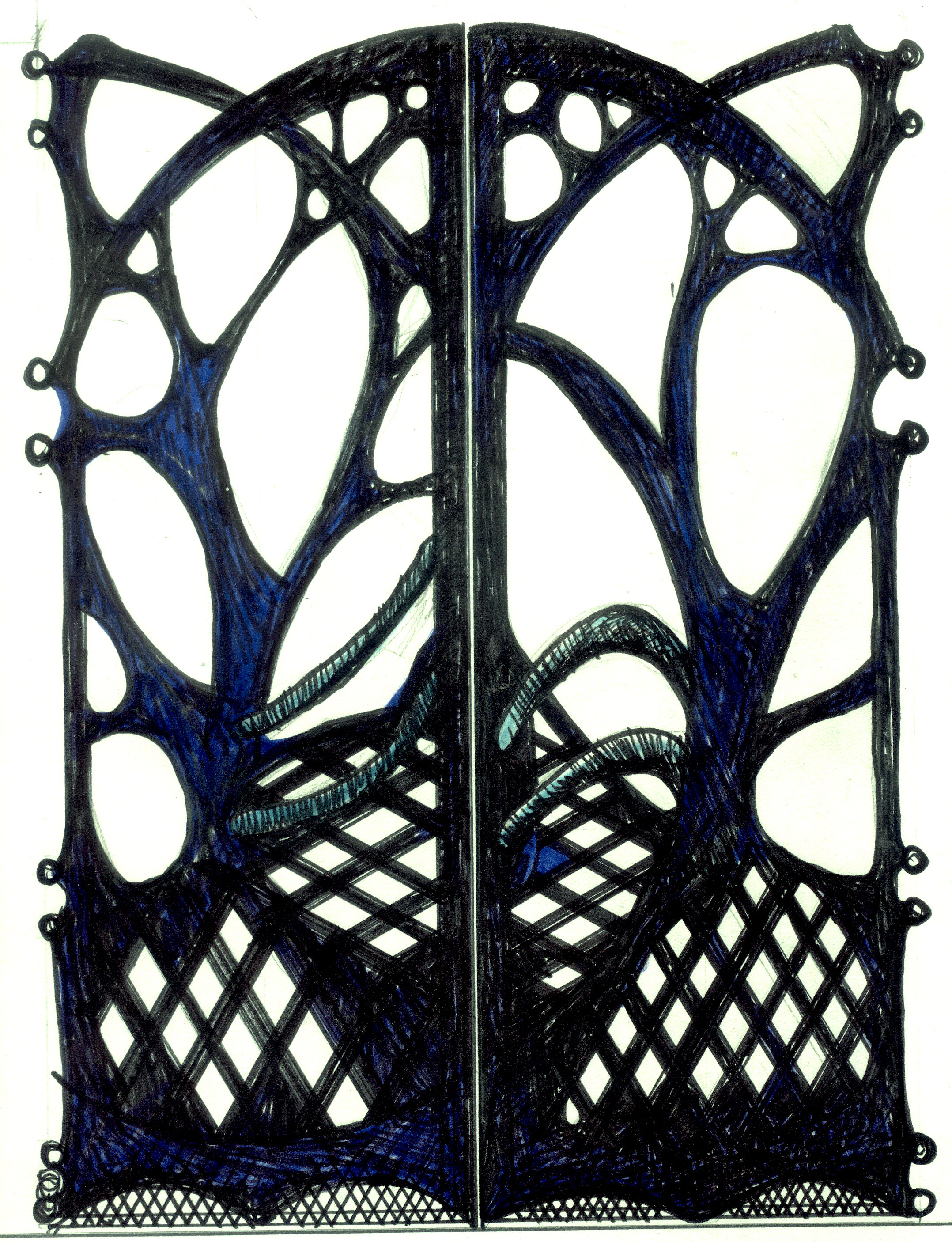 Doors by PTPenguino