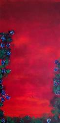 Red Sky by PTPenguino