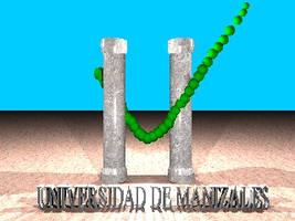 Logo U. Manizales by halconfenix