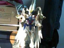 Wing Zero Kai 2 by halconfenix