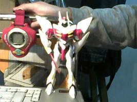 Blade's D-Power by halconfenix