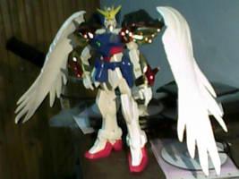 Wing Zero Kai 8 by halconfenix