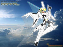 Busou Shinki: Skies of Arnval by halconfenix