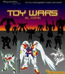 Concept comic poster 1 ESP