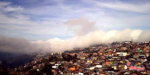 Manizales: Tsunami of clouds