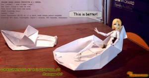 Origami Shinki Cradle Proto 2