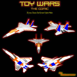 RC-CAD: Toy Wars StarScream