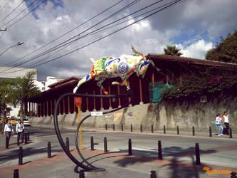 Manizales: urban art 1 by halconfenix