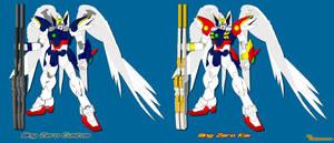 PG Wing Zero Kai Color Scheme