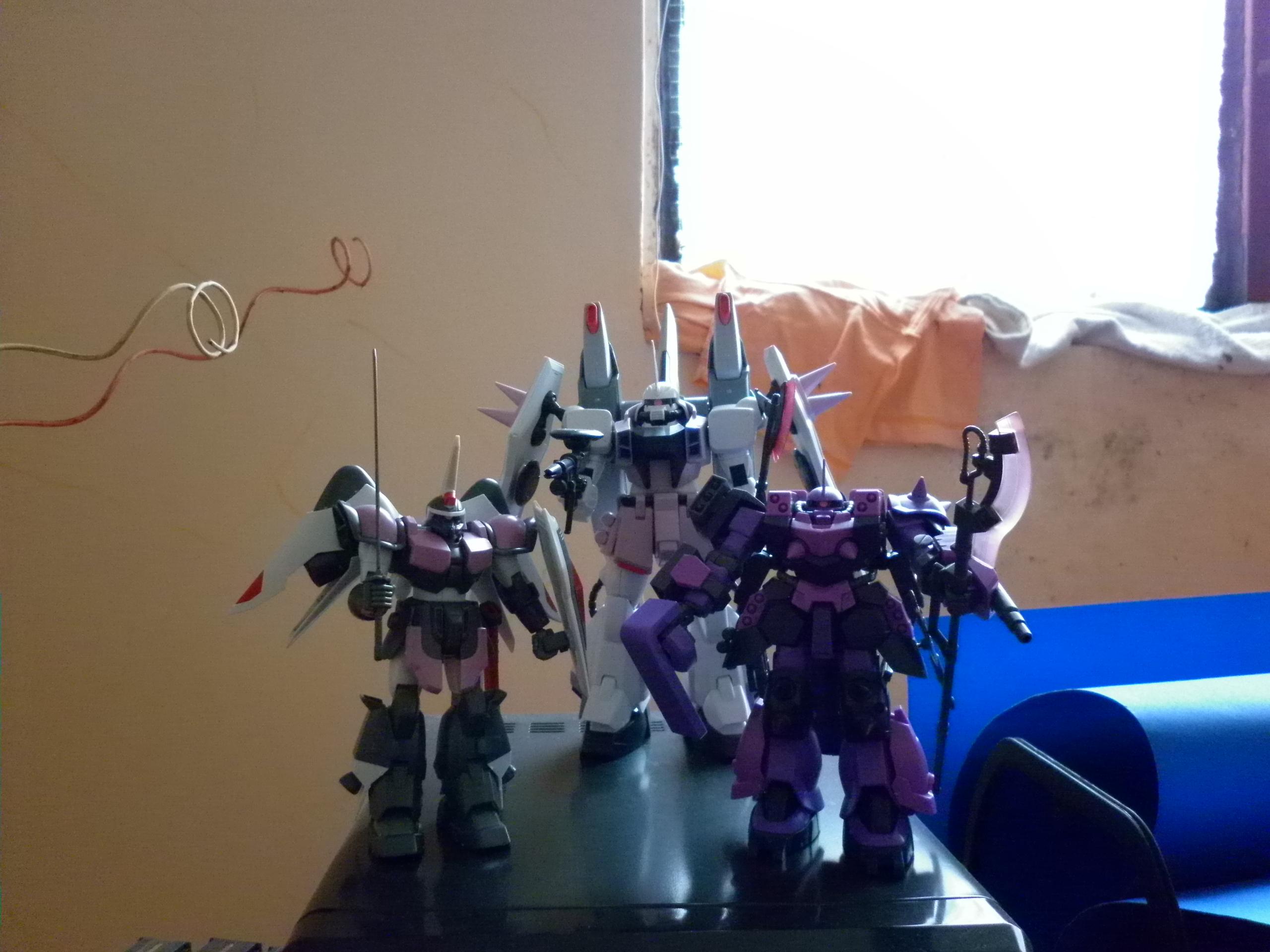 Weird Toyz: The One Eyed Army