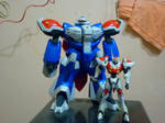 Weird Toyz: Blade and Pegas