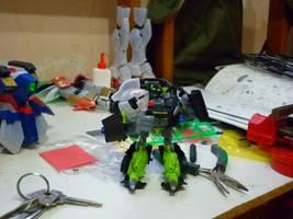 Weird Toyz: dat gundam troll pt9 by halconfenix