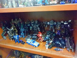 Collection Update - crappy pic 6 by halconfenix