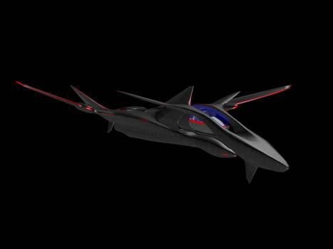 FRX-004 YASEN 3D Model