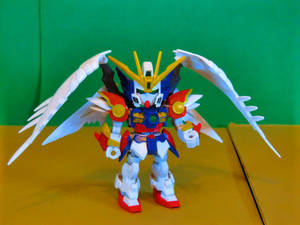 Yet Another Wing Zero Custom Custom