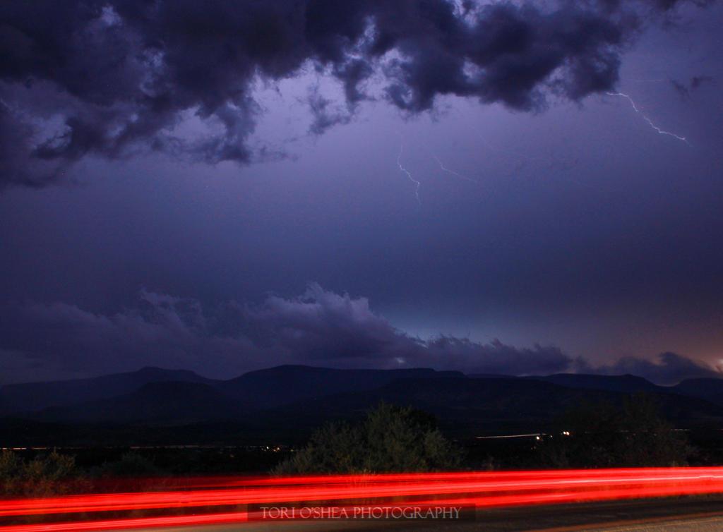 Camp Verde Severe Storm II by thegirlcalledratha