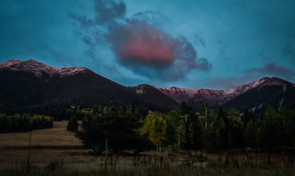 Sunset Peaks