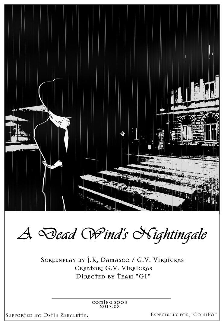 A Dead Wind's Nightingale ART 01 by Gytautas