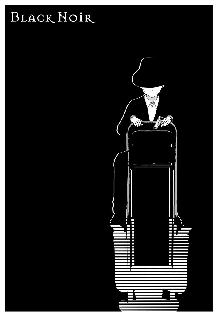 Black Noir by Gytautas