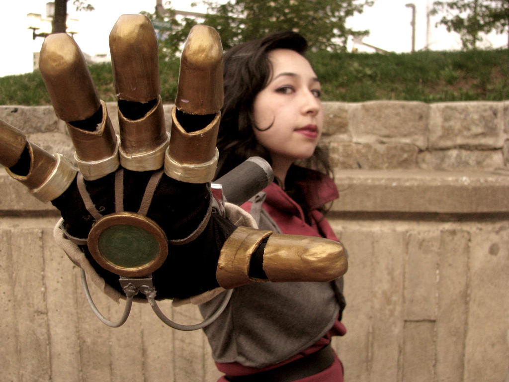 Asami sato cosplay 2 by darizard on deviantart