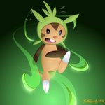 Chespin [ForthSanity.Ink Restyle]