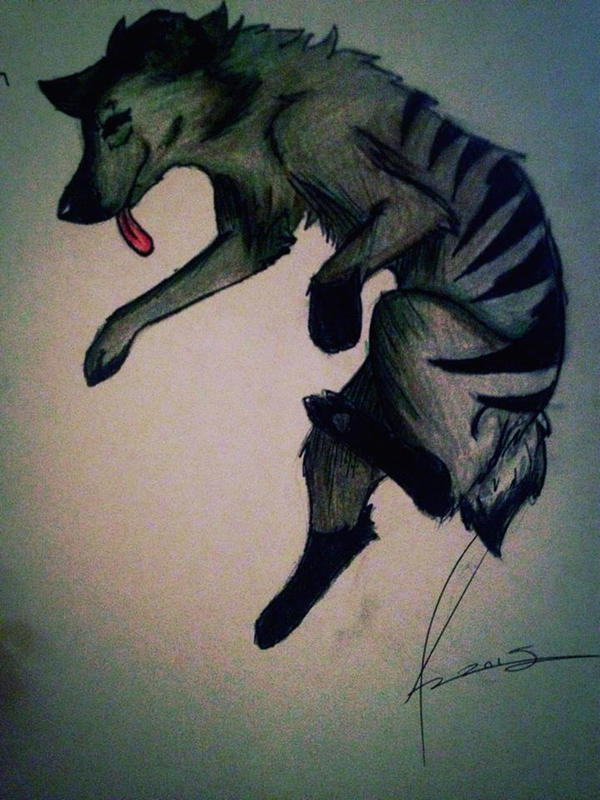 Woof! by animalzamzam