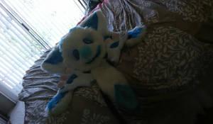 Kittydog Fursuit