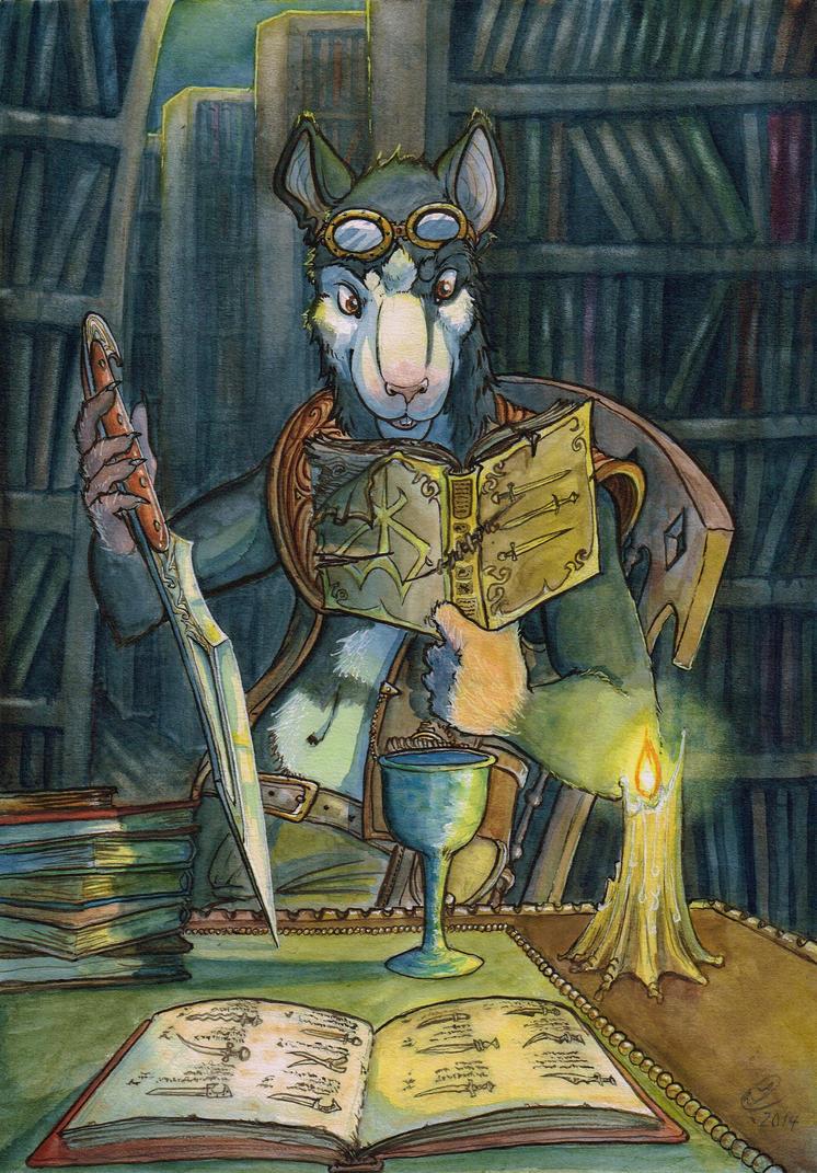 Norbert's little Discovery by DanoGambler