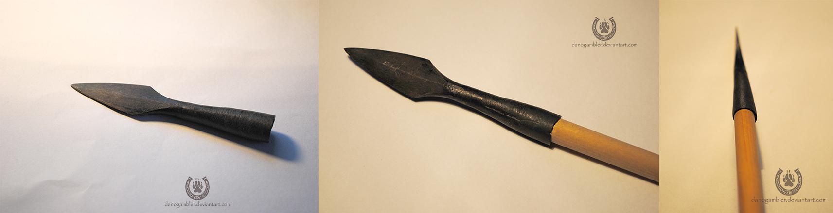 My first Arrowhead by DanoGambler