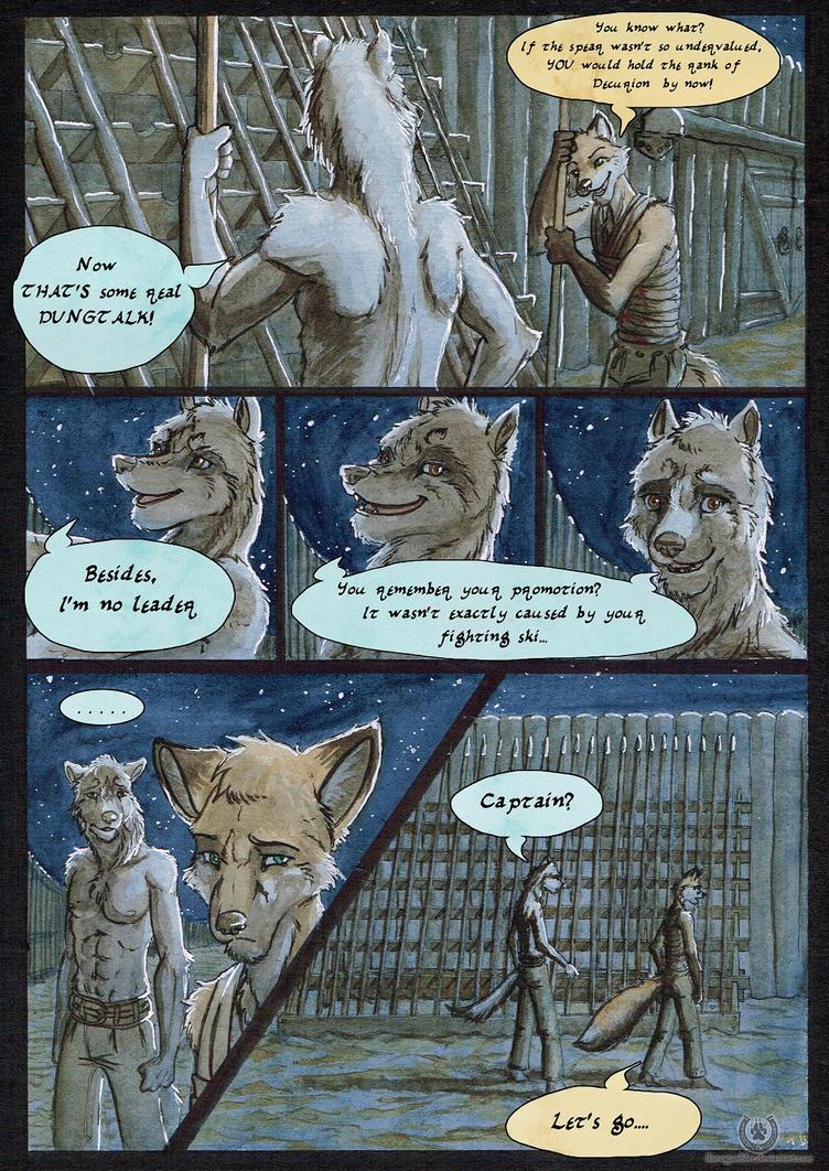 Not Dead yet. page32 by DanoGambler